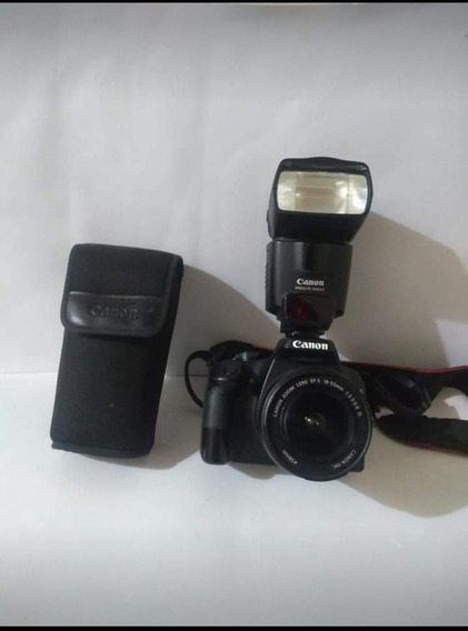 Canon Rebel Xs Com Flash