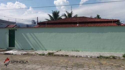 Imagem 1 de 16 de Casa Com 2 Dormitórios À Venda, Solemar - Praia Grande/sp - Ca1477