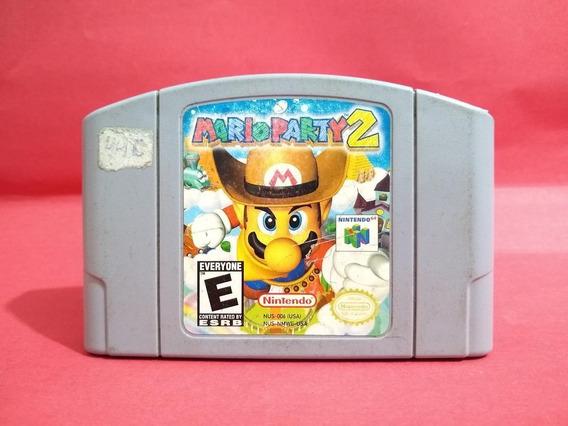Jogo Mario Party 2 N64