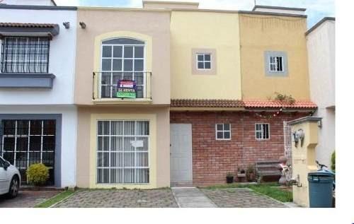 Bonita Casa En Hacienda Del Valle Toluca