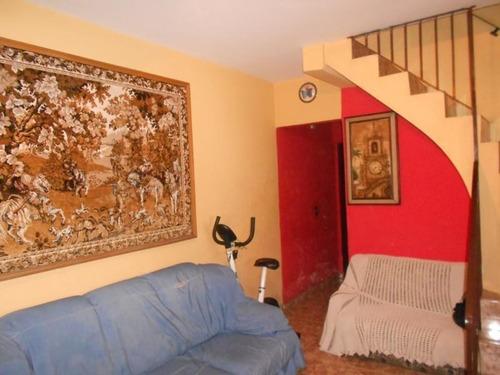 Casa Residencial À Venda, Campo Limpo, São Paulo. - Ca0055 - 34648966