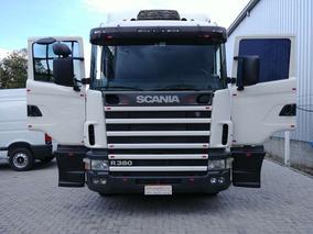 Scania 114 380 R La 6x2 Na Diesel 2p 2007 Branca