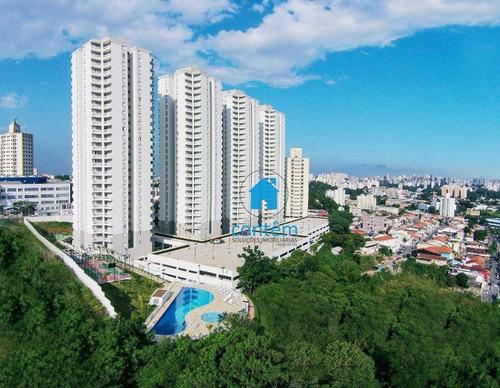 Imagem 1 de 27 de Ap2273-condomínio Parque Da Serra Apartamento Com 2 Dormitórios À Venda, 51 M² Por R$ 284.000 - Jardim Monte Alegre - Taboão Da Serra/sp - Ap2273