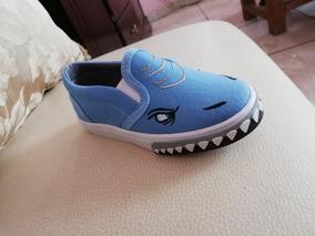Tenni Para Niño De Tiburon