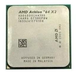 Processador Amd Athlon 64 4000 X2 Ad04000iaa5dd Am2