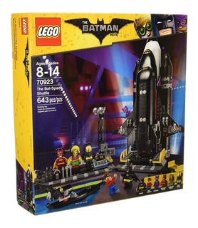 Lego The Batman Movie 70923 The Bat-space Shuttle + Envio!!