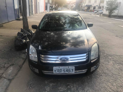 Ford Fusion 2.3 Sel Aut. 4p 2007