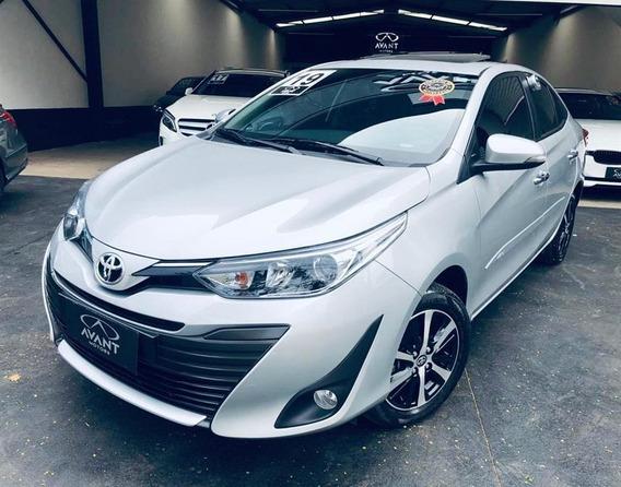 Toyota Yaris Sedan Yaris Xls Sedan 1.5 Flex 16v 4p Aut. Fle