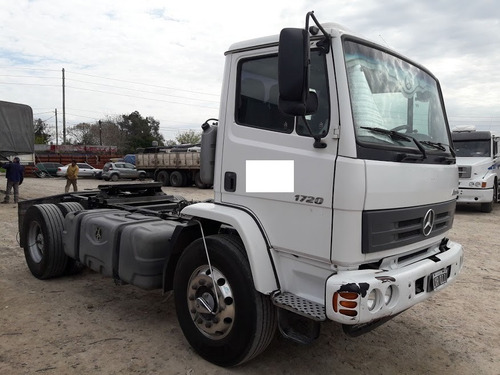 Mercedes Benz 1720 Tractor Año 2012 Excelente Empresa