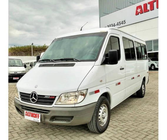 Mercedes-benz Sprinter 313 Cdi Luxo