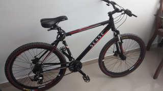 Bicicleta Sense 2017 Semi Nova