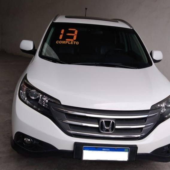 Honda Cr-v Exl Flex 4wd 2013 /2013 Com 2020 Pago E Visto