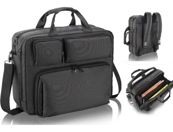 Mochila Mala P/ Notebook Até 15 Smart Bag Preta Multilaser