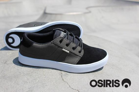 Zapatillas Osiris Mesa Dk. Green / Black / White