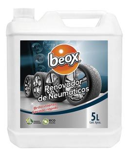 Lavado Auto Seco: Renovador De Neumatico - Beox Envío Gratis