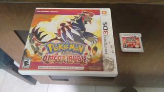 Pokemon Omega Ruby Completo Para Nintendo 3ds.
