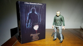 Friday The 13th Part 3 Jason Voorhees Ultimate Neca