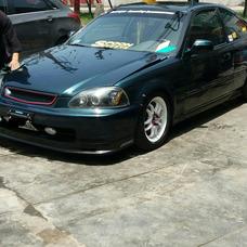 Honda Civic Ex Coupe Vtec Jdm