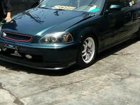 Honda Civic Ex Coupe Vtec Jdm