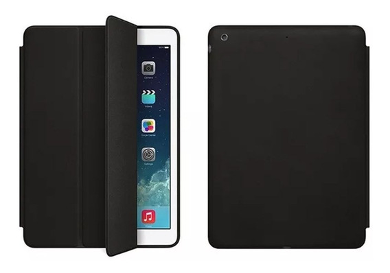 Capa Smart Case + Vidro Apple iPad 5 Air 1 A1474 A1475 A1476