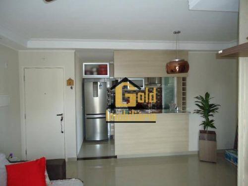 Apartamento Com 3 Dormitórios À Venda, 31 M² Por R$ 428.000 - Jardim Botânico - Ribeirão Preto/sp - Ap1817