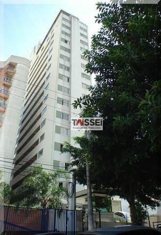 Imagem 1 de 14 de Apartamento, 63 M² - Venda Por R$ 520.000,00 Ou Aluguel Por R$ 2.200,00/mês - Mirandópolis - São Paulo/sp - Ap8276