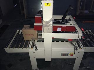 Maquina Empaquetadora Selladora Envasadora Cajas De Carton