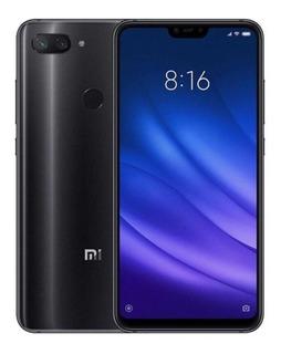 Xiaomi Mi 8 Lite Global 128gb Midnight Black