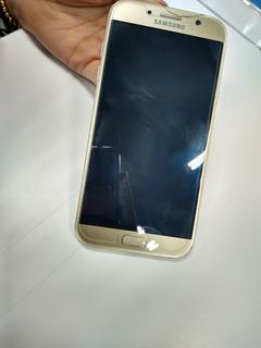 Samsung Galaxy A7 2017 Color Dorado