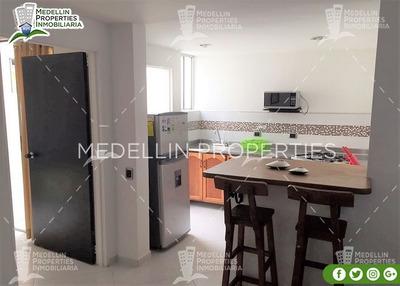 Arrendamientos De Apartamentos En Medellín Cód: 4663