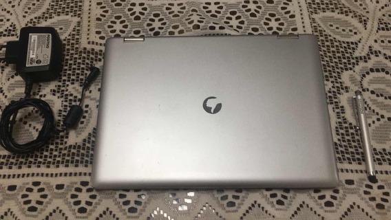 Notebook 2em1 Positivo Duo Q432a 4gb Hd 32gb + 64 Gb