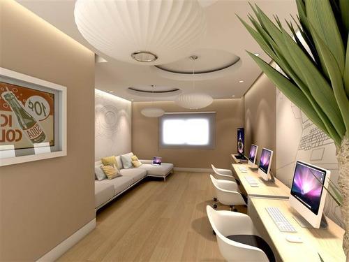 Imagem 1 de 9 de Apartamento - Venda - Vila Guilhermina - Praia Grande - Dna649