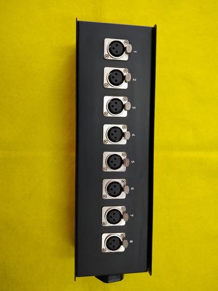 Bandeja Medusa 8 Vias Com Conectores Konect - Showroom
