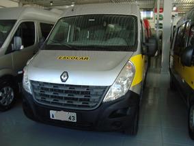 Renault Master Escolar 2016