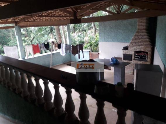 Chácara Residencial À Venda, Balneária, São Bernardo Do Campo. - Ch0099