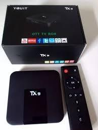 Tv Box Tx9 16gb/2gb