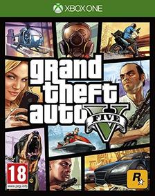 Gta V Xbox One Mídia Física