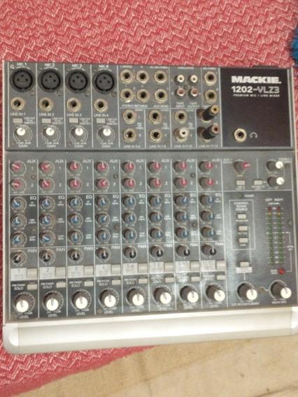 Mix Mackie 1402 Vlz3 Mesa De Som (desapego)