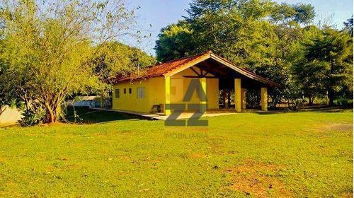 Imagem 1 de 6 de Chácara Com 3 Dormitórios À Venda, 7500 M² Por R$ 1.600.000,00 - Chácaras Cardoso - Bauru/sp - Ch0724