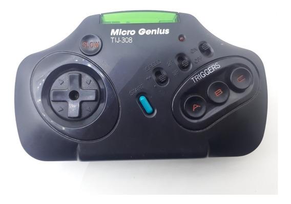 Controle Mega Driver Sem Fio ,micro Genius