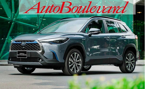 Toyota Corolla Cross Hybrid Xei 2021. Financiación Bancaria!