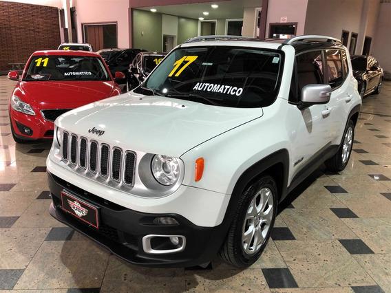 Jeep Renegade 1.8 16v Flex Limited 4p Automático 2017