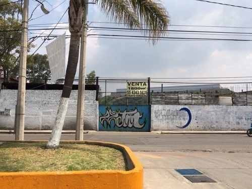 Terreno Comercial En Venta Cuautitlan Izcalli