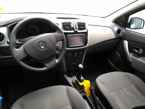Renault Logan 1.6 Expression Hi-power 4p 8v 2017