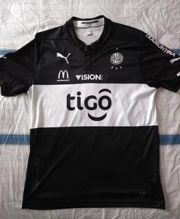 Camisa Olímpia Do Paraguai Puma