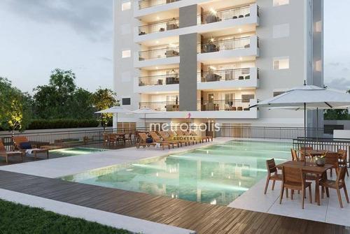 Imagem 1 de 5 de Apartamento Com 2 Dormitórios À Venda, 67 M² Por R$ 620.000,00 - Olímpico - São Caetano Do Sul/sp - Ap6912
