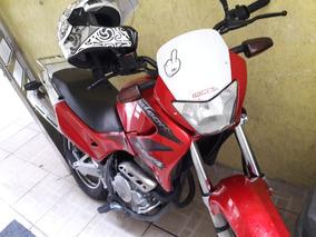 Honda Nx4 Vermelha Nx4