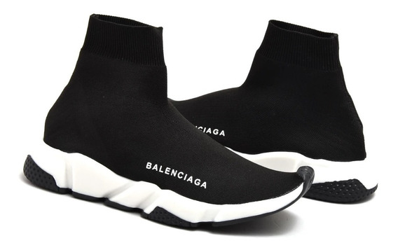 Tênis Speed Balenciaga Cano Alto - Unissex