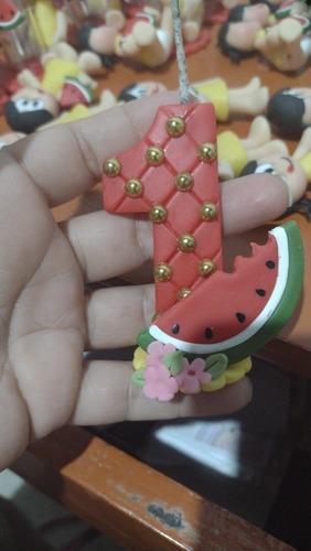 Imagem 1 de 1 de Artesanatos Em Biscuit