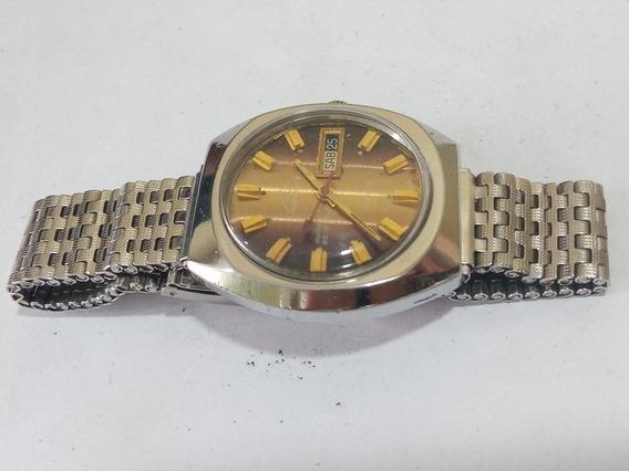 Relógio Mondaine Masculino Automatico Swiss Antigo